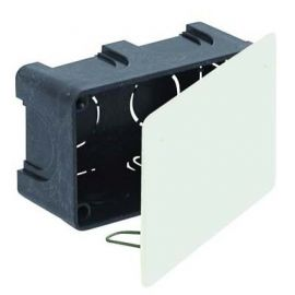 Caja empalmes 100x50x45 tapa garra metálica Solera 561