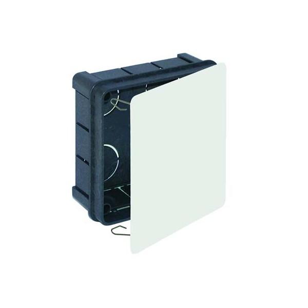 Caja con tapa y garra metálica 100x100 SOLERA