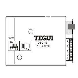 CODIFICADOR 16 PULS.P/TEGUIBUS DIGITAL