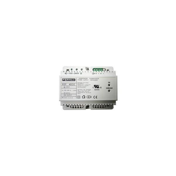 ALIMENTADOR 18VDC-3,5A DIN6