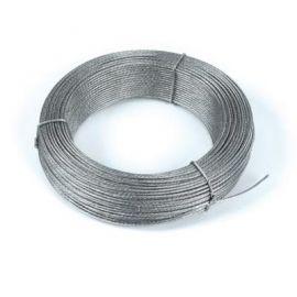 Cable de acero galvanizado 2mm 100m Ref: 2043 de Televes