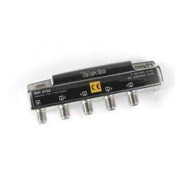 Repartidor 4 salidas conector F 5152 Televes