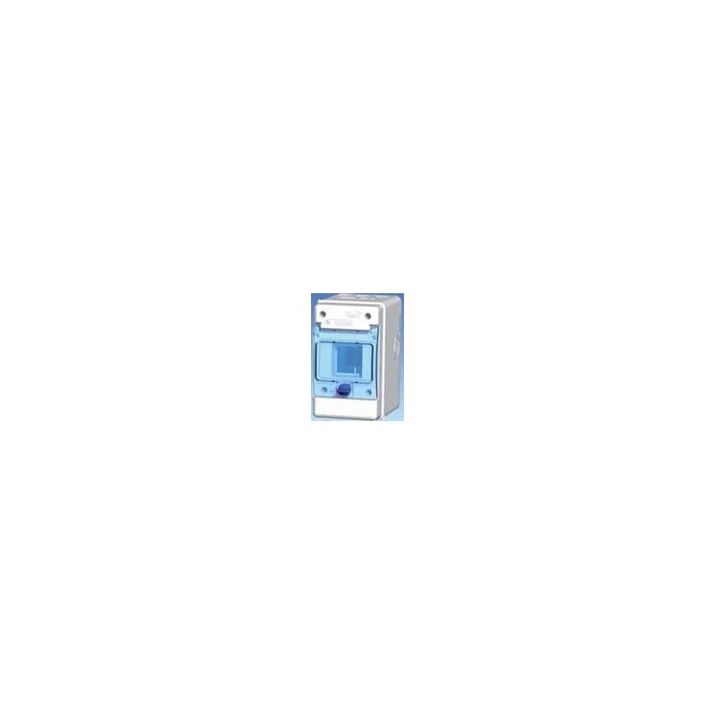 Cuadro automáticos superficie IP65 estanca 4 elementos Solera