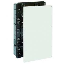 Caja empalmes 2 tabiques separadores 300x500x60 tapa tornillos