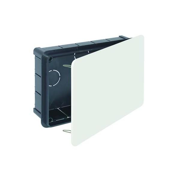 Caja 200x130x60 cierre garra plástico Solera