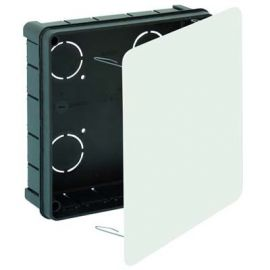 Caja 200x200x65 cierre garra plástico Solera