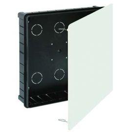 Caja empalmes 250x250x65 cierre garra plástico Solera