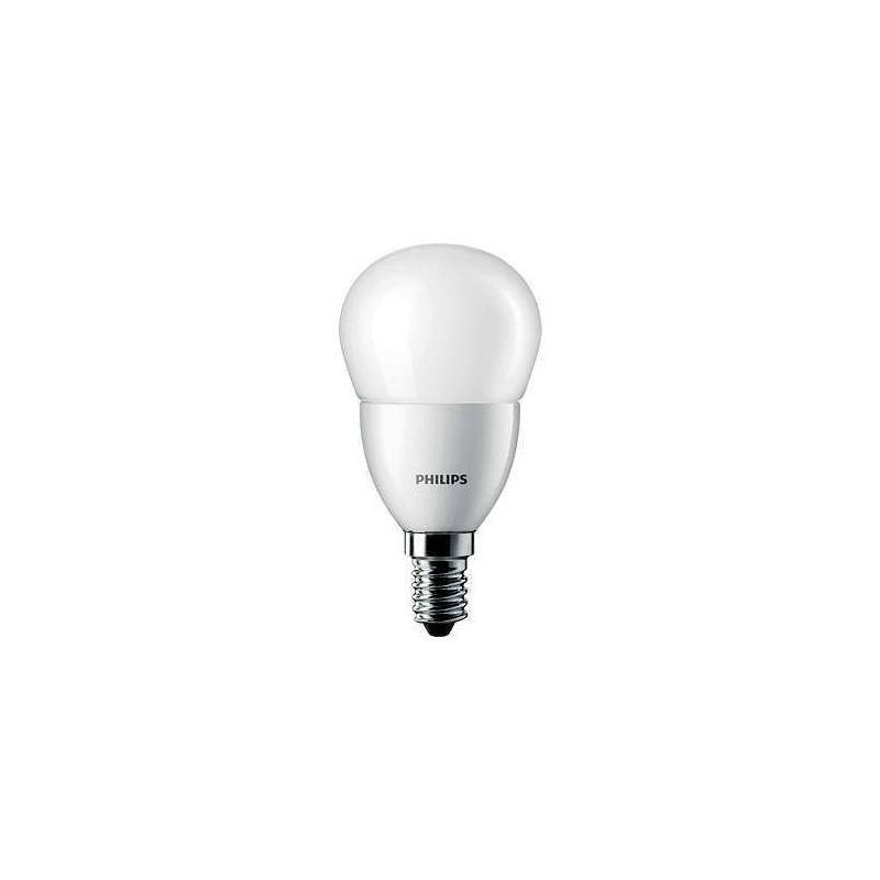 Por Marca PHILIPS LAMPARAS Lámpara LED Philips 3W E14 COREPRO LEDLUSTER