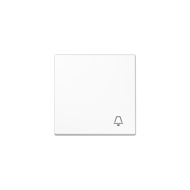 Tecla pulsador símbolo timbre blanco alpino LS990KWW