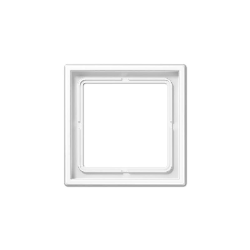 Marco 1 elemento blanco alpino LS981WW Jung