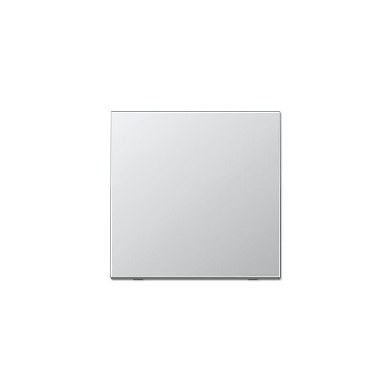 Interruptores y Enchufes por marca JUNG Tecla interruptor aluminio Jung AL2990