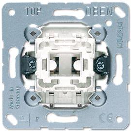 Pulsador interruptor unipolar Jung serie LS990 531U