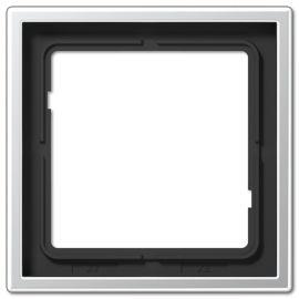 Marco 1 elemento aluminio Jung AL2981