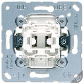 Interruptor bipolar 10A 502U serie LS990 de Jung