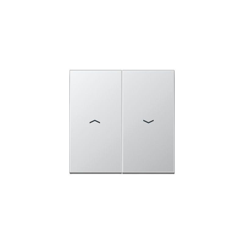 Tecla doble persianas aluminio AL2995P