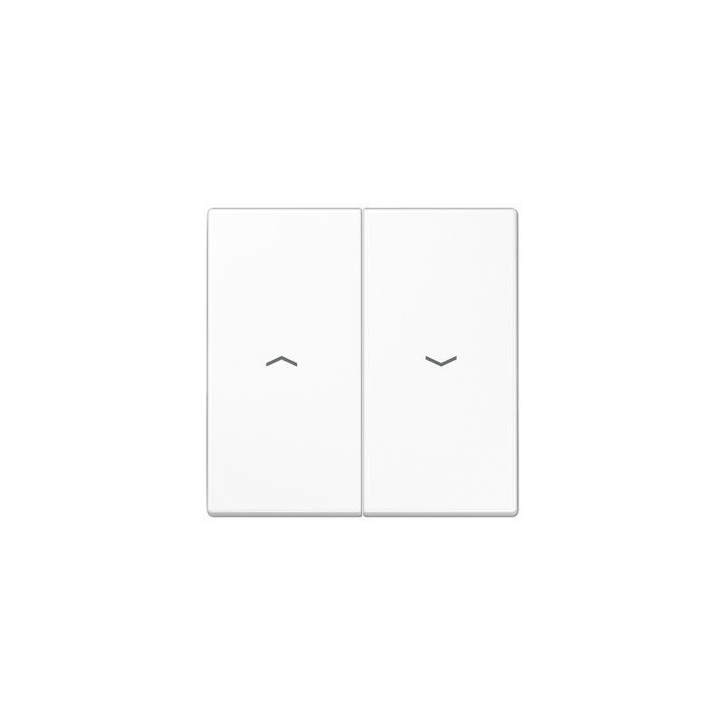 Tecla doble persianas blanco alpino LS995PWW