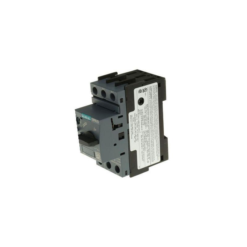 Disyuntor magnetotermico 1,1-1,6A 3P 100 kA 690V 3RV2 Siemens