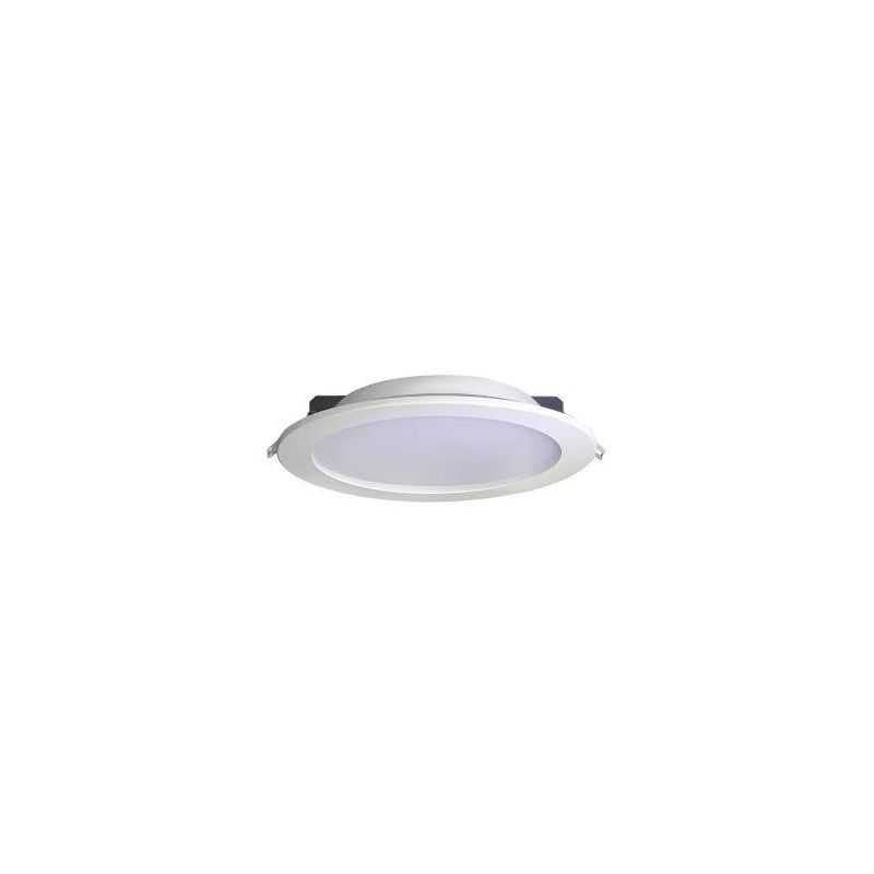 Downlight LED 3000K Micro panel 8W blanco