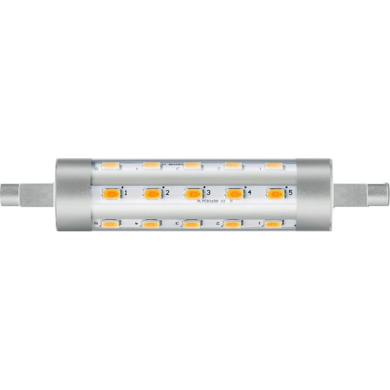 Bombilla led lineal R7S 118mm 6,5W 830 Philips