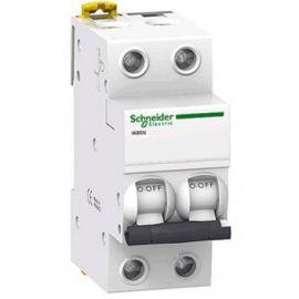 Interruptor Automático Magnetotérmico 1P+N 10A iK60N Schneider A9K17610