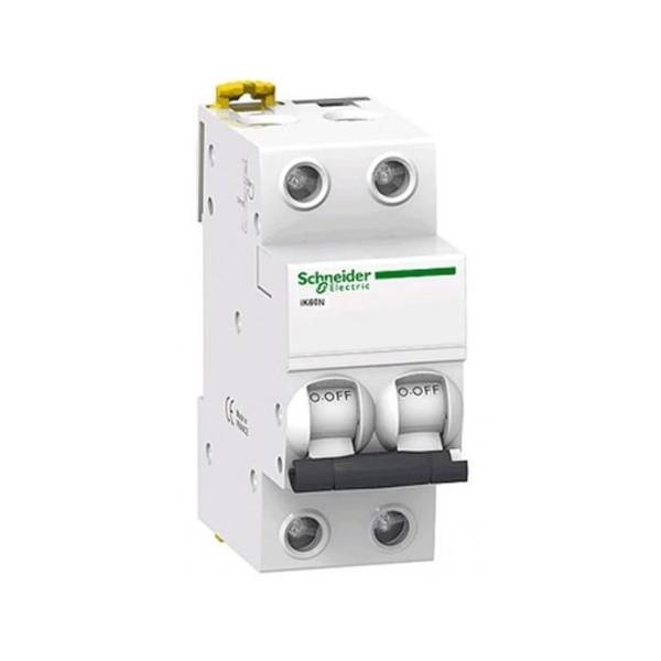 Magnetotérmico 1P+N 10A IK60N Schneider A9K17610