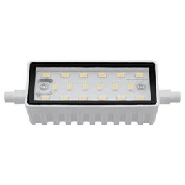 Bombilla led lineal 10W R7S 118mm 4000K Prilux