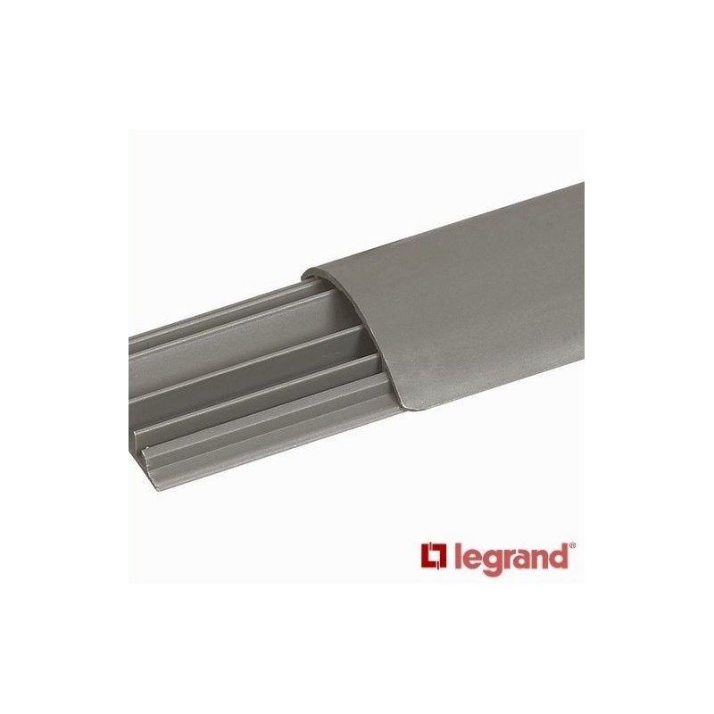 Canaletas LEGRAND Canal suelo DLP 2 metros Legrand 50x12mm gris 30092