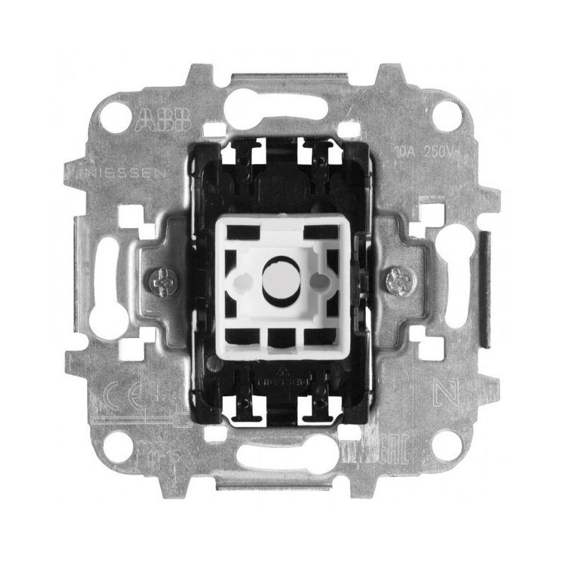 Interruptor con piloto Niessen 8101.5 Sky Olas Arco y Tacto