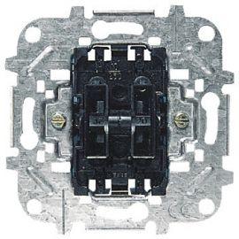 Interruptores y Enchufes por marca ABB NIESSEN Interruptor doble Niessen 8111 Sky Olas Arco y Tacto