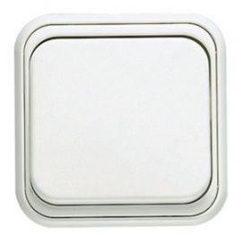 Conmutador blanco Niessen Over 1502BL