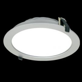 Downlight LED SIMON 24W Color Aluminio 4000K