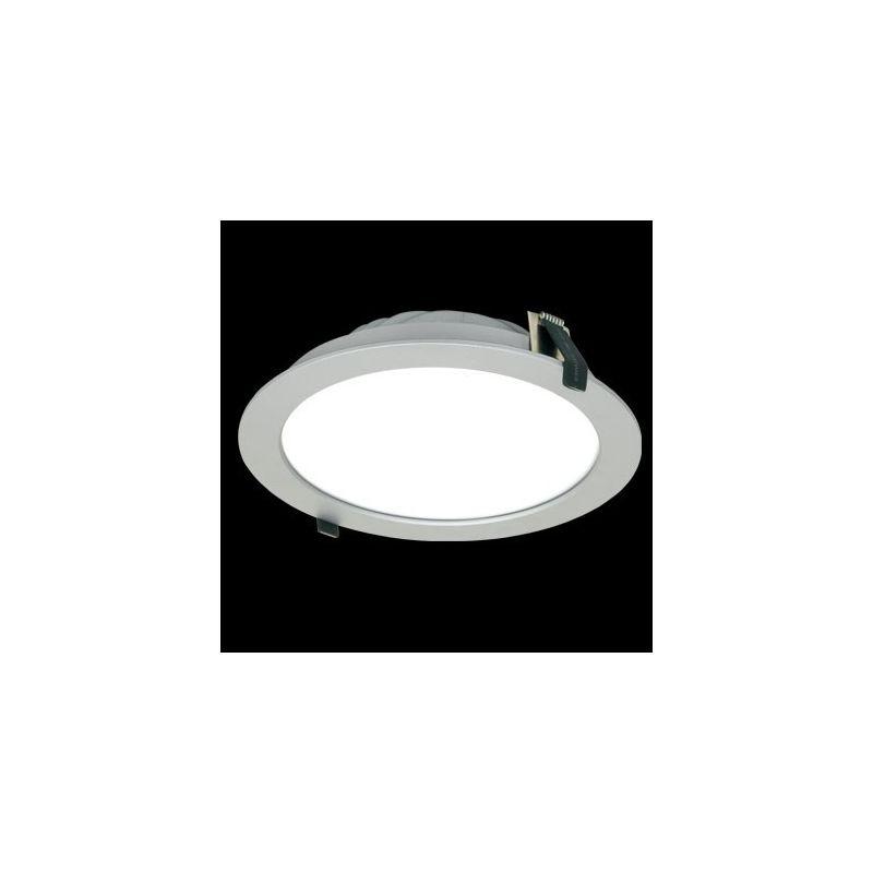 Downlight LED SIMON 24W Color Aluminio 4000K