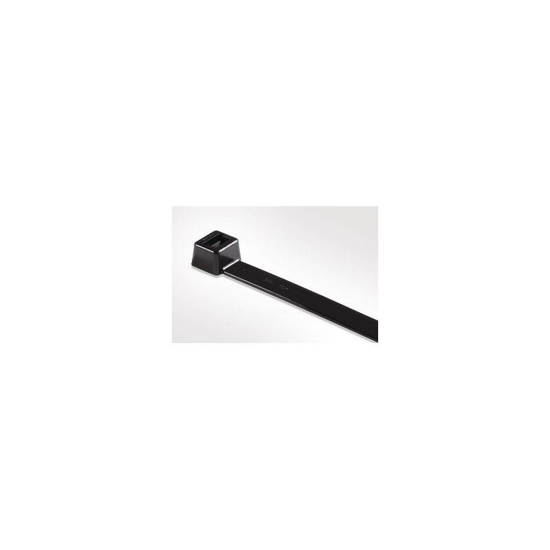 Bridas de poliamida negra 270mmX4,6mm Bolsa 100