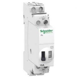 Telerruptor iTL 1P 1NO 16A 230VCA 110V CC
