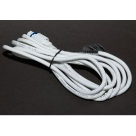 CABLE ALIMENTACION GUIRNALDAS LED BLANCO