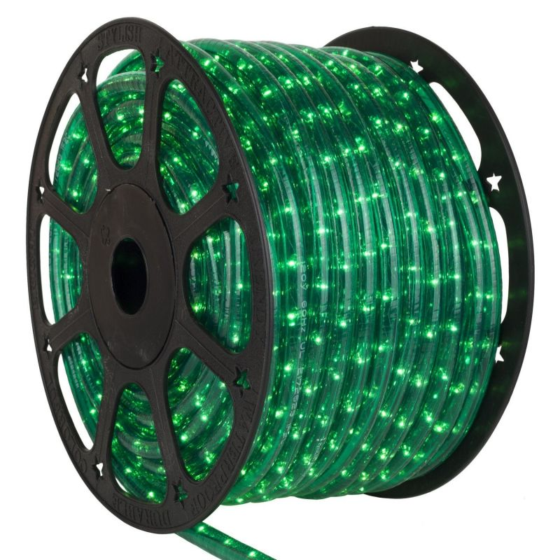 FLEXILIGHT LED DE NAVIDAD (ROLLO 45 M)  VERDE