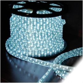 ROLLO 50M CABLE LUMINOSO NAVIDEÑO FLEXILIGHT COLOR TRANSPARENTE
