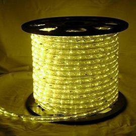 FLEXILIGHT LED DE NAVIDAD (ROLLO 45 M) AMARILLO