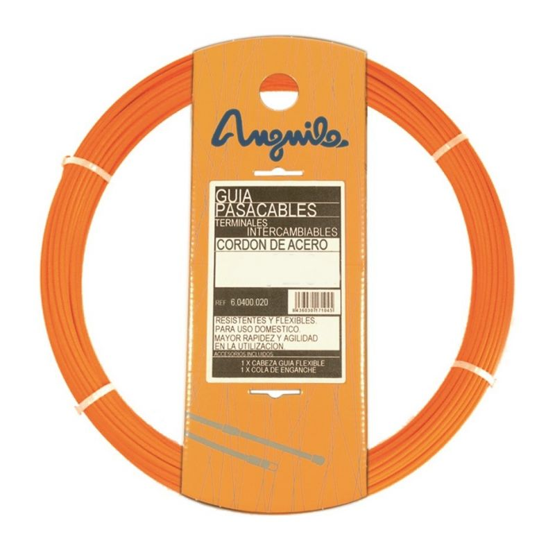 Categorias ANGUILA PASACABLES ACERO NYLON 4mm 30m