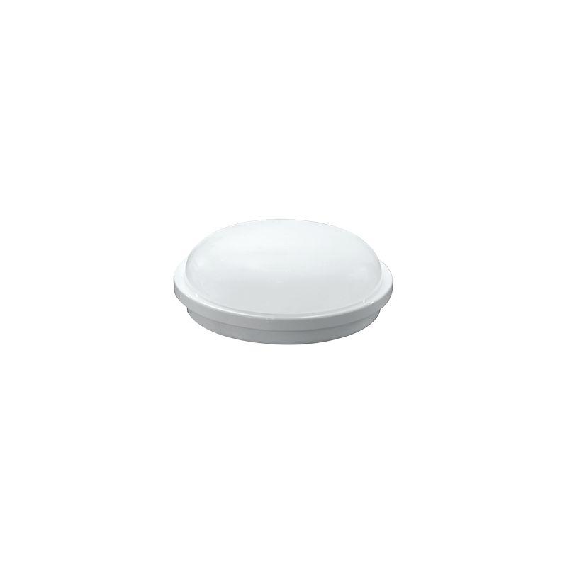 Iluminación exterior LED PRILUX Aplique Led redondo IP65 20W luz blanca Anzio Prilux