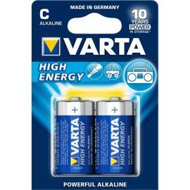 Pack dos pilas alcalinas 1.5V LR14 Varta