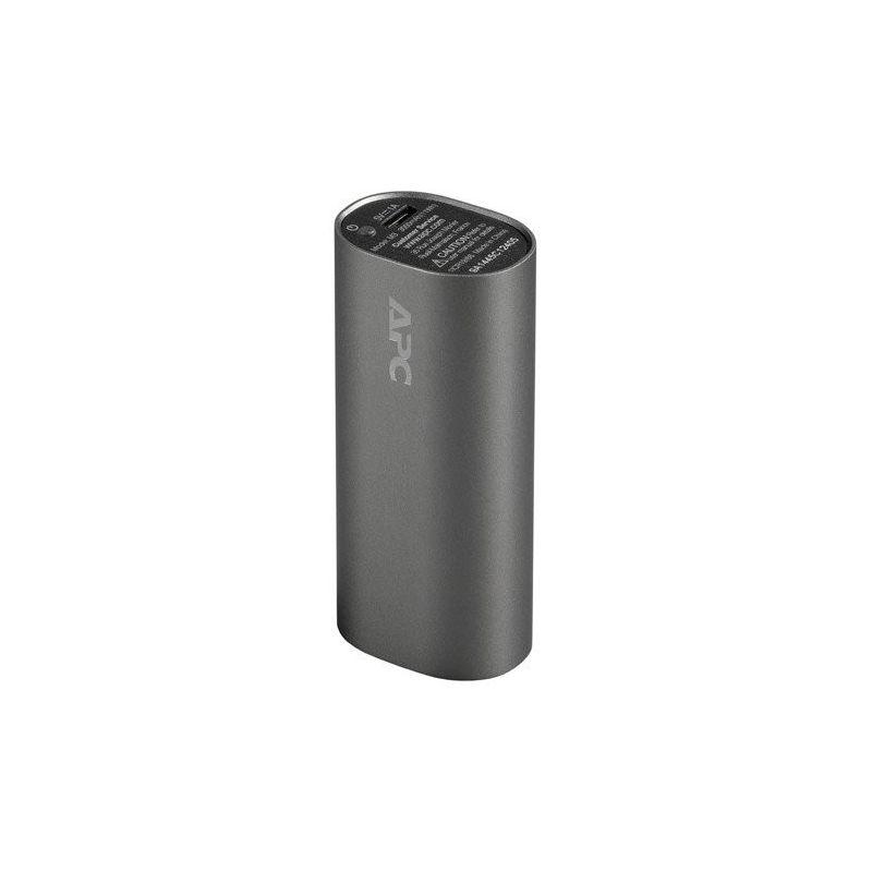 Cargadores portátiles y Pilas SCHNEIDER Batería portátil APC Mobile Power pack 3000MAH gris