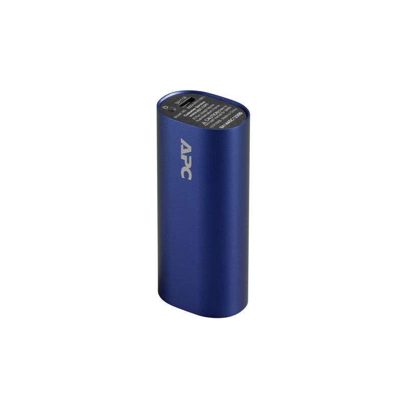 BATERÍA PORTATIL APC MOBILE POWER PACK 3000MAH AZUL