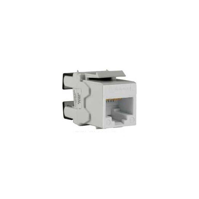 Conector hembra RJ45 UTP CAT5E Keystone