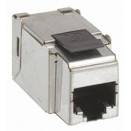 Conector hembra RJ45 FTP CAT6 Keystone Simon CJ645F