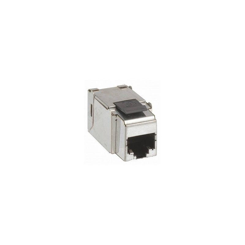 Categorias SIMON Conector hembra RJ45 FTP CAT6 Keystone Simon CJ645F