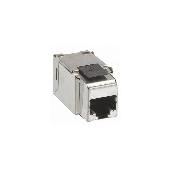 Conector hembra RJ45 FTP CAT6 Keystone Simon