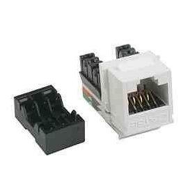 Conector informático RJ45 AMP de categoría 5e UTP Simon CJ545UM