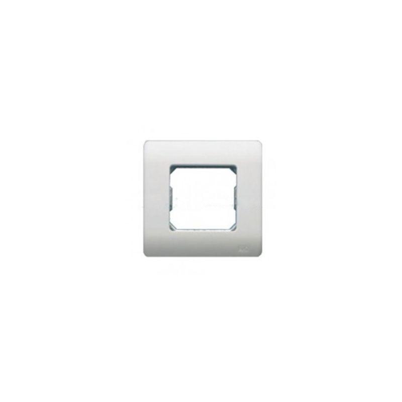 Interruptores y Enchufes por marca BJC Marco 1 elemento blanco BJC Sol Teide 16311
