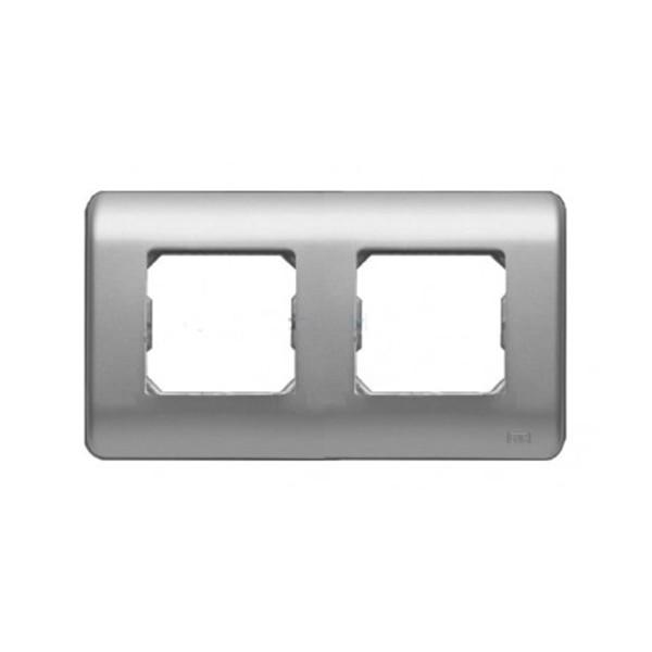 Marco doble plata BJC 16002-PL Sol Teide